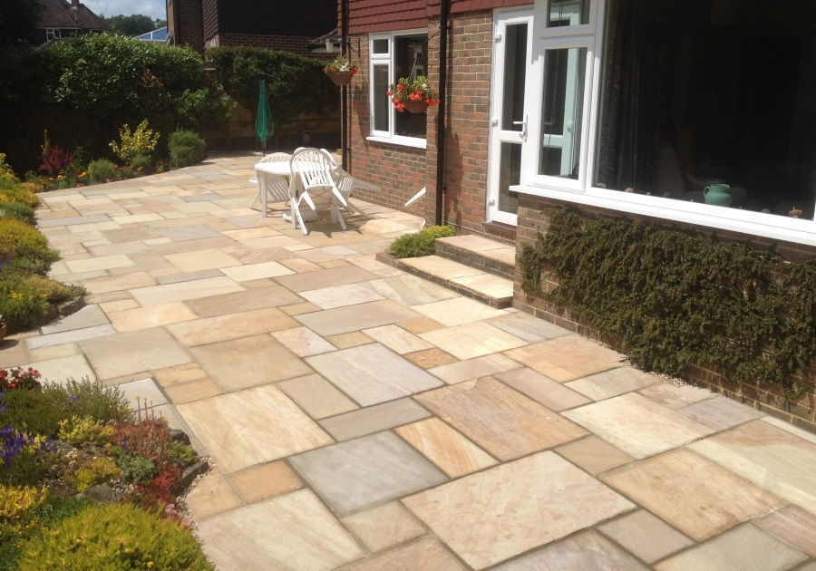 BRICK PAVING BY KIRK CONTRACTS