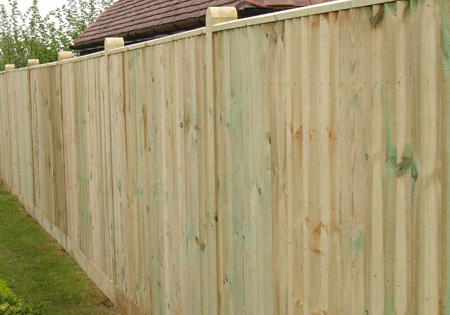 FENCING & DECKING