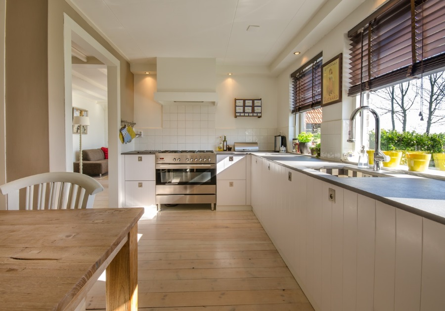 KITCHEN REFURBISHMENT BY KIRK CONTRACTS