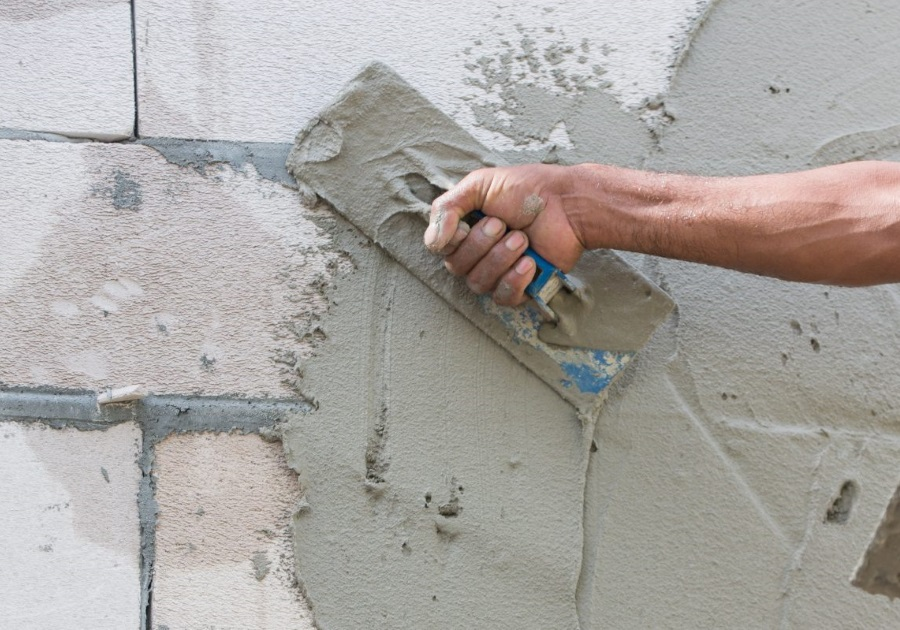 PLASTERING SERVICES BY KIRK CONTRACTS