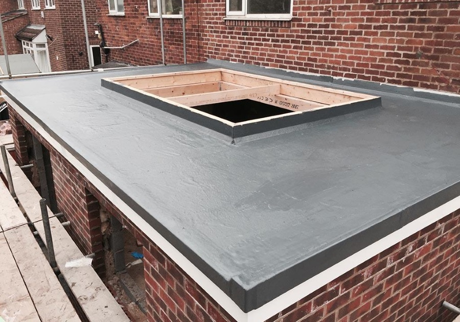 ROOFING SERVICES BY KIRK CONTRACTS
