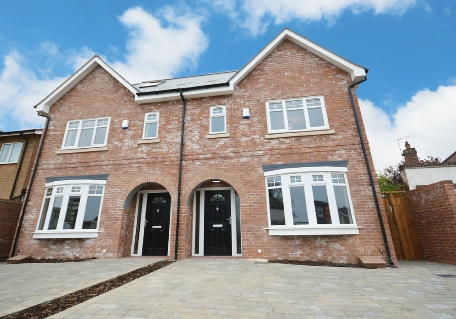 new build houses by kirk contracts