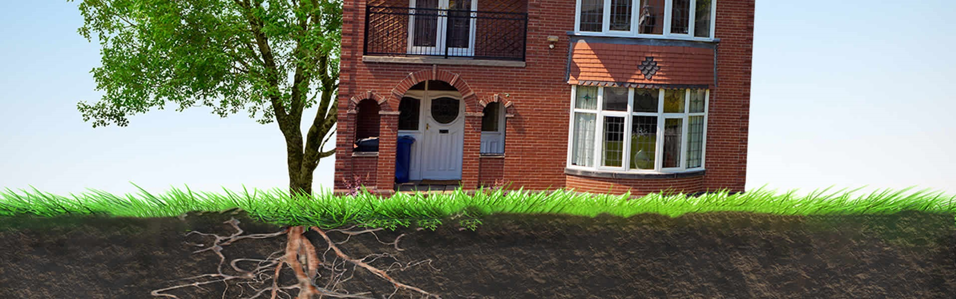 SUBSIDENCE DAMAGE REPAIR BY KIRK CONTRACTS
